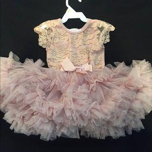 Baby girls formal dress